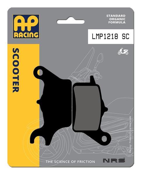 Τακάκια Εμπρός AP Racing Honda SUPRA X 125 WAVE 110 ASTREA GRAND 110 GTR 150