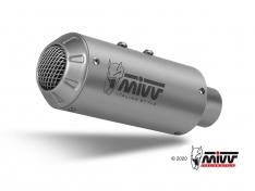Τελικό Εξάτμισης Mivv MK3 Tuono V4 1100 2018-2020 Ανοξείδωτη