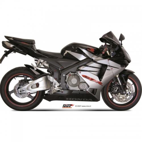 Mivv Suono Εξάτμιση CBR 600RR 2005-2006 Steel Black