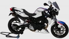 Προέκταση Μπροστινού Φτερού F 800 R Ermax 2009-2014 BMW Μαύρη