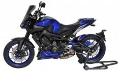 Καρίνα MT 09 Ermax 2017-2020 Yamaha Μαύρη Άβαφη