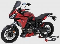 Προέκταση Μπροστινού Φτερού MT 07 Tracer Ermax 2016-2019 Yamaha Μαύρη