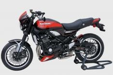 Προέκταση Μπροστινού Φτερού Z 900 RS Ermax 2018-2020 Kawasaki Μαύρη