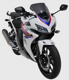 Προέκταση Μπροστινού Φτερού CBR 500R Ermax 2013-2015 Honda Μαύρη