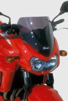 Ζελατίνα Z 750 Ermax Κοντή 2004-2006 Kawasaki Σκούρο Φιμέ 31cm