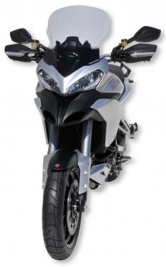 Ζελατίνα Multistrada 1200 S Ermax Ψηλή 2013-2014 Ducati Ελαφρώς Φιμέ 52cm