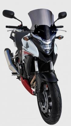 Ζελατίνα CB 500 X Ermax Original 2016-2018 Honda Σκούρο Φιμέ