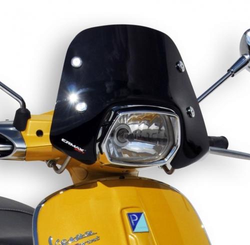 Ζελατίνα Sprint 125 Ermax Piccolo Κοντή 2014-2019 Vespa Σκούρο Φιμέ 30cm