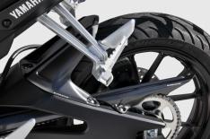 Φτερό Πίσω Τροχού MT 125 Ermax 2014-2019 Yamaha Μαύρο Άβαφο Πλαστικό