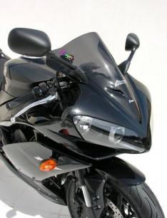 Ζελατίνα YZF R1 Κουρμπαριστή 2007-2008 Yamaha Σκούρο Φιμέ