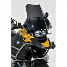 Ζελατίνα R 1200GS ADV Ermax Ψηλή 2004-2012 BMW Σκούρο Φιμέ 45cm