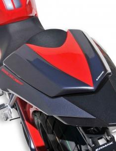 Μονόσελο CBR 500R Ermax 2016-2018 Honda Μαύρο Άβαφο Πλαστικό