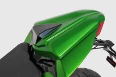 Μονόσελο Z 300 Ermax 2015-2016 Kawasaki Μαύρο Άβαφο Πλαστικό