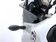 Προστατευτικά Flaps Tenere 700 2019-2021 WRS Yamaha Smoke