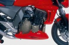 Αεραγωγοί Ψυγείου Z 750 Ermax 2004-2006 Kawasaki Μαύροι