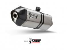 Τελικό Εξάτμισης Mivv Speed Edge V85 TT 2019-2020 Ανοξείδωτη