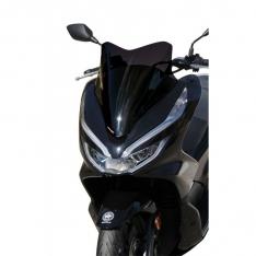 Ζελατίνα PCX 125/150 Ermax Κοντή 2018-2020 Honda Σκούρο Φιμέ 44cm