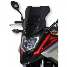 Ζελατίνα NC 750 X Ermax Κοντή 2016-2020 Honda Σκούρο Φιμέ 37cm