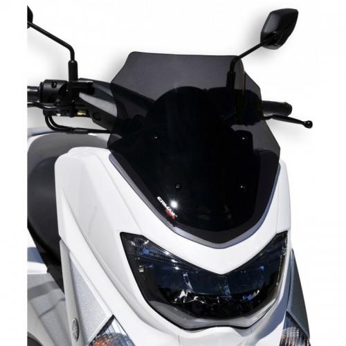 Ζελατίνα N Max 125/155 Ermax Κοντή 2015-2020 Yamaha Σκούρο Φιμέ 40cm