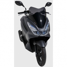 Ζελατίνα PCX 125/150 Ermax Κοντή 2014-2014 Honda Σκούρο Φιμέ 48cm
