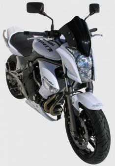 Ζελατίνα ER6 N Ermax Κοντή 2009-2011 Kawasaki Σκούρο Φιμέ 34cm