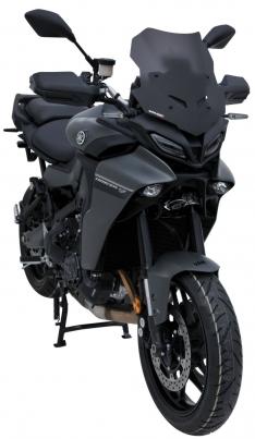 Ζελατίνα Tracer 9 Ermax Κοντή 2021-2022 Yamaha Σκούρο Φιμέ 35cm