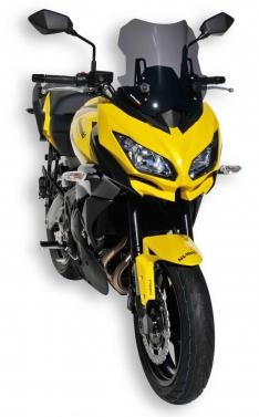Ζελατίνα Versys 650 Ermax Κοντή 2015-2020 Kawasaki Σκούρο Φιμέ 35cm