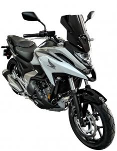 Ζελατίνα NC 750 X Ermax Κοντή 2021-2022 Honda Σκούρο Φιμέ