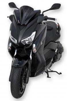 Ζελατίνα X Max 250 Ermax Κοντή 2014-2017 Yamaha Σκούρο Φιμέ 31cm