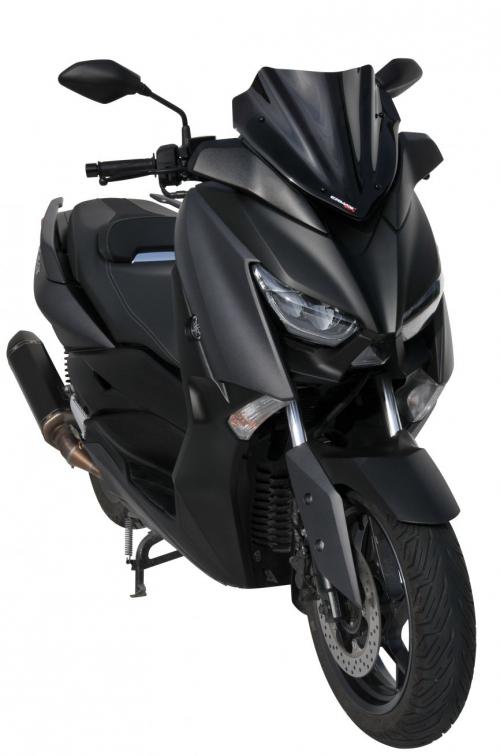 Ζελατίνα X Max 400 Ermax Κοντή 2018-2020 Yamaha Σκούρο Φιμέ 30cm
