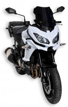 Ζελατίνα Versys 1000 Ermax Κοντή 2012-2018 Kawasaki Σκούρο Φιμέ 35cm