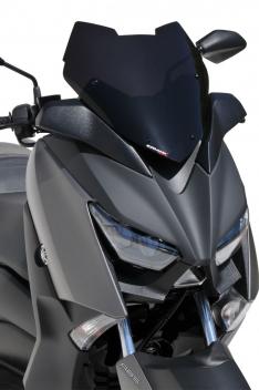 Ζελατίνα X Max 250 Ermax Κοντή 2018-2020 Yamaha Σκούρο Φιμέ 41cm