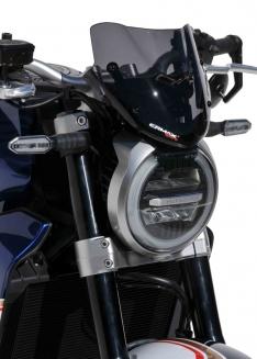 Ζελατίνα CB 1000R Ermax Κοντή 2018-2020 Honda Σκούρο Φιμέ 20cm
