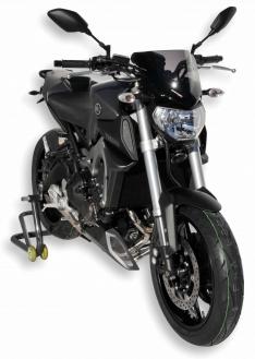 Ζελατίνα MT 09 Ermax Κοντή 2014-2016 Yamaha Σκούρο Φιμέ 25cm