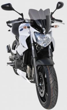 Ζελατίνα XJ6 N Ermax Κοντή 2013-2016 Yamaha Σκούρο Φιμέ 30cm