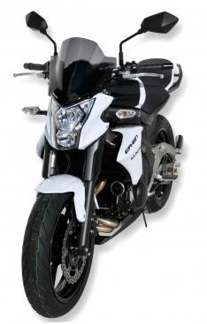 Ζελατίνα ER6 N Ermax Κοντή 2012-2016 Kawasaki Σκούρο Φιμέ 33cm