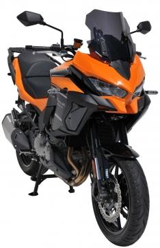 Ζελατίνα Versys 1000 Ermax Κοντή 2019-2020 Kawasaki Σκούρο Φιμέ 35cm