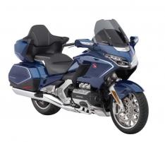 Ζελατίνα GL 1800 Ermax Κοντή 2018-2020 Honda Σκούρο Φιμέ 40cm