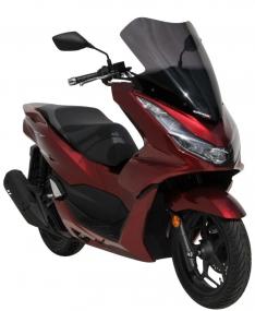 Ζελατίνα PCX 125/150 Ermax Κοντή 2021-2022 Honda Σκούρο Φιμέ 53cm