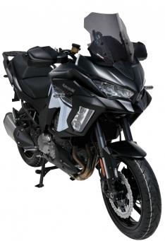 Ζελατίνα Versys 1000 SE Ermax Κοντή 2019-2020 Kawasaki Σκούρο Φιμέ 35cm
