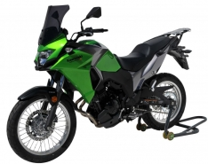Ζελατίνα Versys 300 X Ermax Κοντή 2017-2020 Kawasaki Σκούρο Φιμέ 35cm