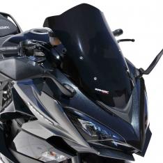 Ζελατίνα Z 1000 SX Ermax Κοντή 2020-2021 Kawasaki Σκούρο Φιμέ 44cm