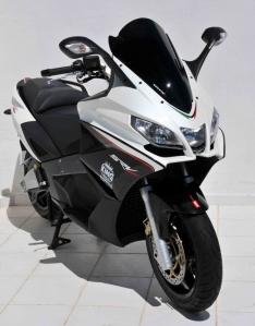 Ζελατίνα SRV 850 Ermax Κοντή 2012-2017 Aprilia Σκούρο Φιμέ 54cm