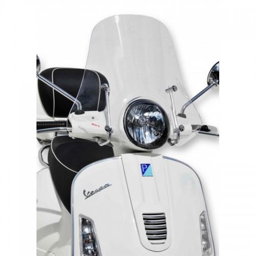 Ζελατίνα GTS 125/300 Ermax Sportivo Ψηλή 2008-2019 Vespa Ελαφρώς Φιμέ 45cm