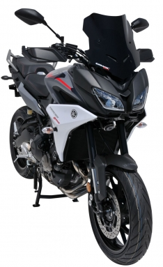 Ζελατίνα MT 09 Tracer Ermax Κοντή 2015-2017 Yamaha Σκούρο Φιμέ 35cm