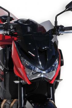 Ζελατίνα Z 800 Ermax Κοντή 2013-2016 Kawasaki Σκούρο Φιμέ 30cm
