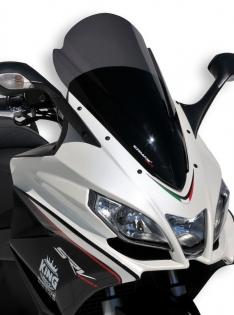 Ζελατίνα SRV 850 Ermax Κουρμπαριστή 2012-2017 Aprilia Σκούρο Φιμέ 64cm