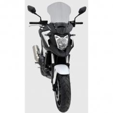 Ζελατίνα NC 750 X Ermax Ψηλή 2014-2015 Honda Ελαφρώς Φιμέ 48cm