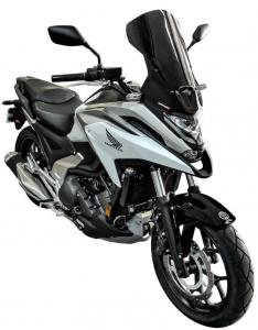 Ζελατίνα NC 750 X Ermax Ψηλή 2021-2022 Honda Σκούρο Φιμέ