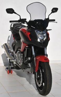 Ζελατίνα NC 700 X Ermax Ψηλή 2012-2013 Honda Ελαφρώς Φιμέ 48cm